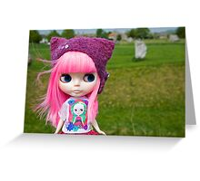 May Day Blythe Greeting Card