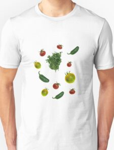 veggies Unisex T-Shirt