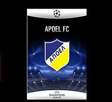 APOEL FC NICOSIA CHAMPIONS LEAGUE by HKS588