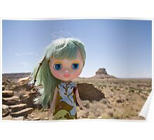 Spirit of Chaco Culture National Park Poster