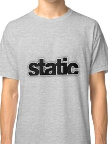 Static Classic T-Shirt