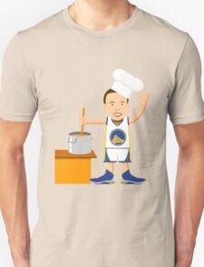 Chef Curry Widda Pot Boi! T-Shirt