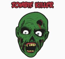Zombie Killer by bleachy
