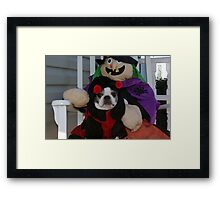 """""""Yes, I'm having fun.....please, just TAKE THE PICTURE"""" Framed Print"""