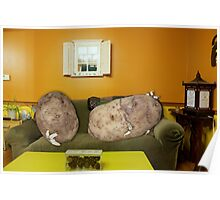 Couch Potatoes Poster