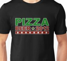 Pizza Beer 2012 Unisex T-Shirt