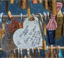 Locks of Love by JohnKarmouche