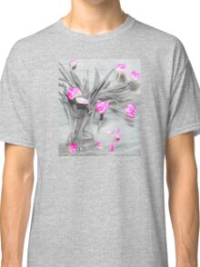 Tulip greeting card Classic T-Shirt