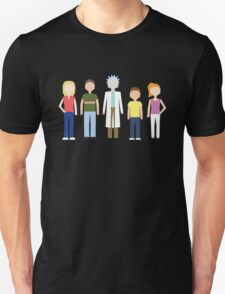 Rick & Morty: The Smith Family T-Shirt