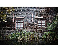 Window Frames Photographic Print