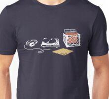 Vinyl Lover Pixel Art Unisex T-Shirt