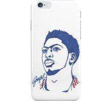 Anthony Davis Sharpie Sketch iPhone Case/Skin