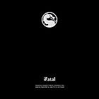 Mortal Kombat Logo (Apple Icon Replacement) by huckblade