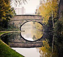 Bacon Lane Bridge by Shane Rounce