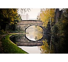 Bacon Lane Bridge Photographic Print
