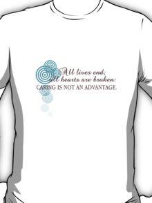 Mycroft's Philosophy T-Shirt