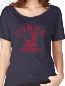 Cobra Alumni Women's Relaxed Fit T-Shirt