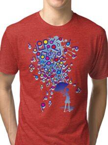 Singin' in the Rain Tri-blend T-Shirt