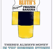 There's Always Money in the Banana Stand by clacecake