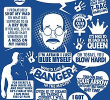 Tobias Funke collage by clacecake