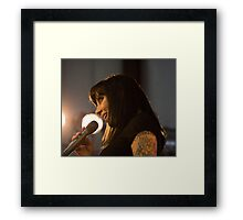 Bif Naked At The West Coast Women's Show Framed Print