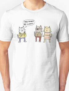 Kitty Teen Angst T-Shirt
