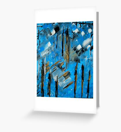 After the Fire - ressurection Greeting Card