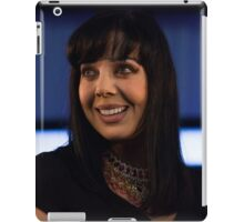 Bif Naked Smiling iPad Case/Skin