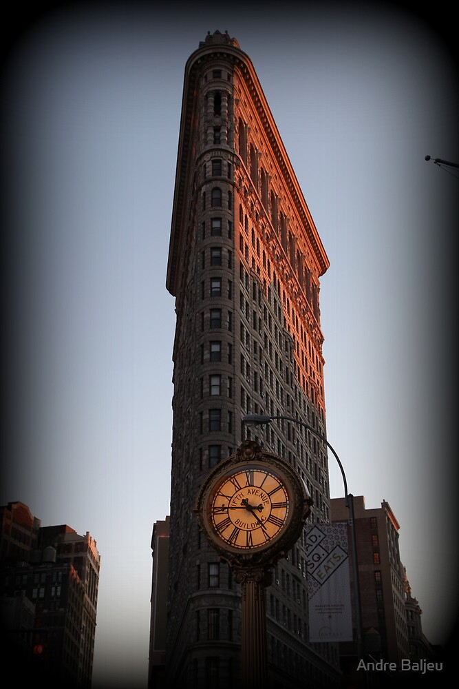 Flatiron on 5th by Andre Baljeu