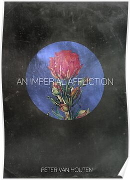 An Imperial Affliction: Black Cover by andotherpoems