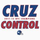 CRUZ CONTROL by mdoydora