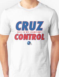 CRUZ CONTROL T-Shirt