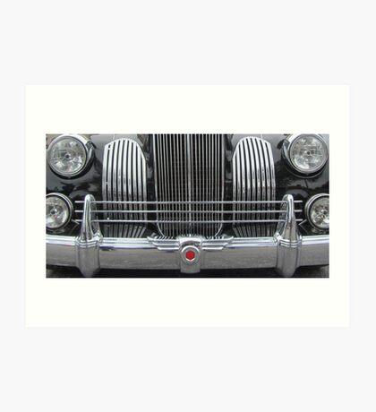 Packard Bling Art Print