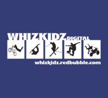 WHIZKIDZ Digital website shirt by whizkidz