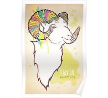 Ram On Poster