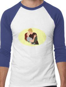 Dr. Horrible's Dream Dance Men's Baseball ¾ T-Shirt