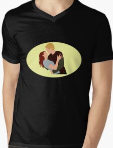 Dr. Horrible's Dream Dance Mens V-Neck T-Shirt