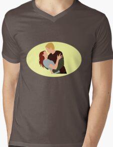 Dr. Horrible's Dream Dance Mens V-Neck T-Shirt