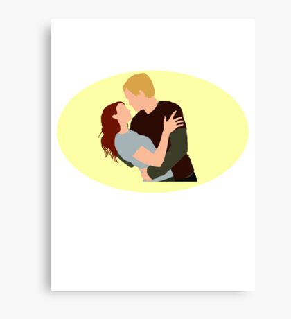 Dr. Horrible's Dream Dance Canvas Print