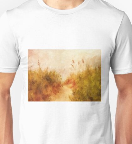 Beach Grass Unisex T-Shirt