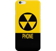 Fallout Phone iPhone Case/Skin
