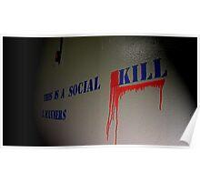 Social Kill Poster