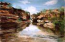 The Gorge by Elisabeth Dubois