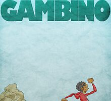 Childish Gambino by SAfternunez