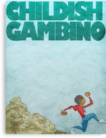 Childish Gambino by SAfternunez