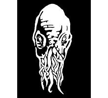 Doctor Who - Ood - Black & White Photographic Print