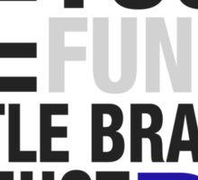 Sherlock quote typography Sticker