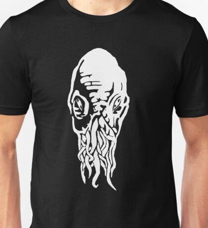Doctor Who - Ood - Black & White Unisex T-Shirt