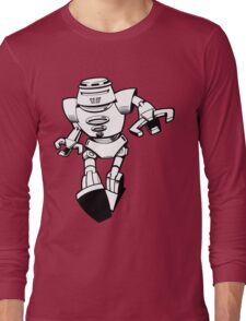 Robot Attack! Long Sleeve T-Shirt