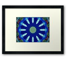 M3D: Stay Puft Kaleido: Pumped Up Kicks  (UF0593) Framed Print